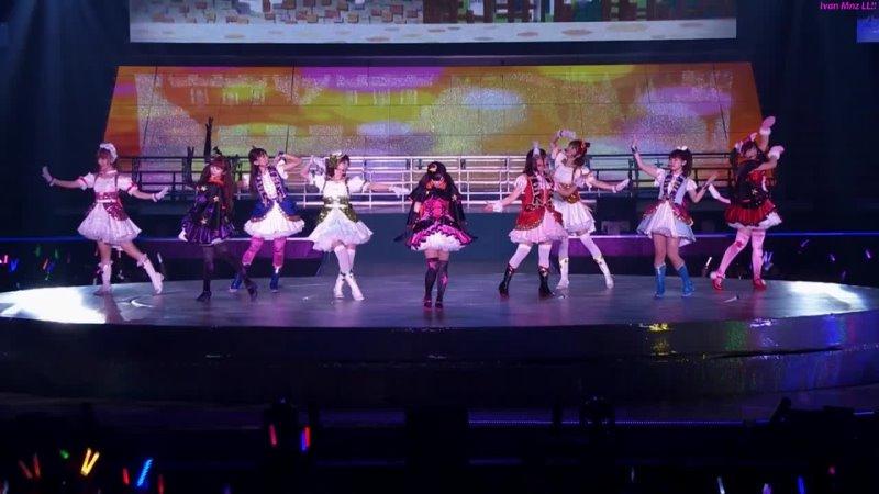 OST Живая любовь Проект Школьный идол 2 сезон Dancing stars on me ep 6 вариант 1