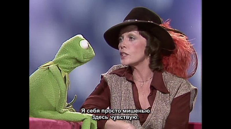 The Muppet Show s02e18 Jaye P Morgan 26 February 1978