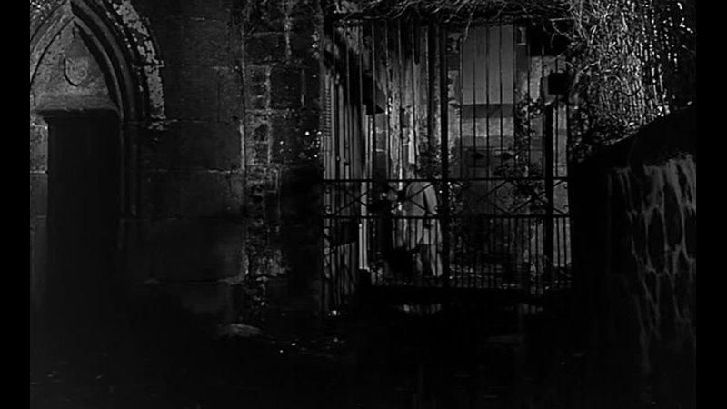 Бурвиль в фильме Большой испуг Мелодрама комедия ужасы Франция 1964