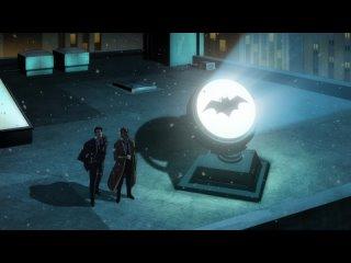Batman: The Long Halloween, Part Two   Sneak-peek