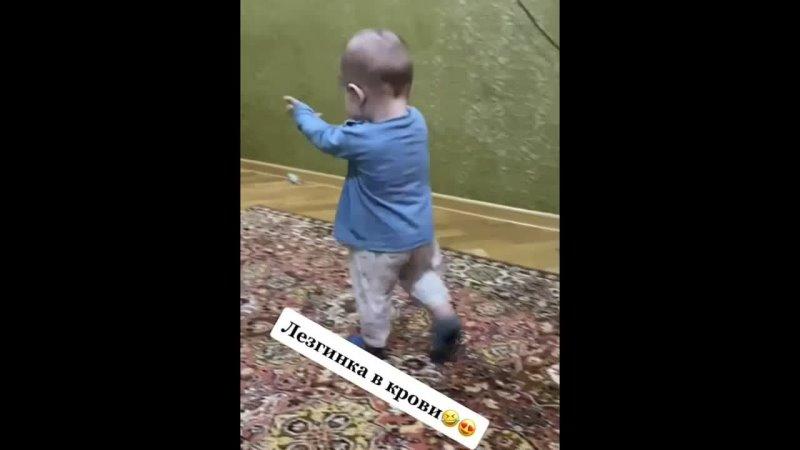 У них танцы в крови)