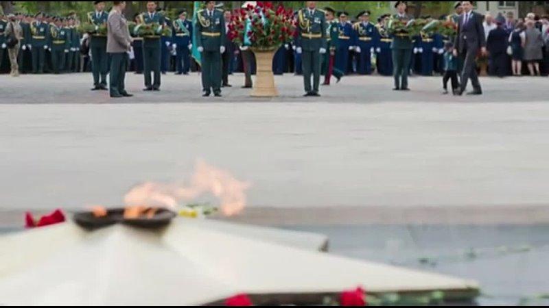 Караганда помнит своих героев 9 мая 2021 День Победы