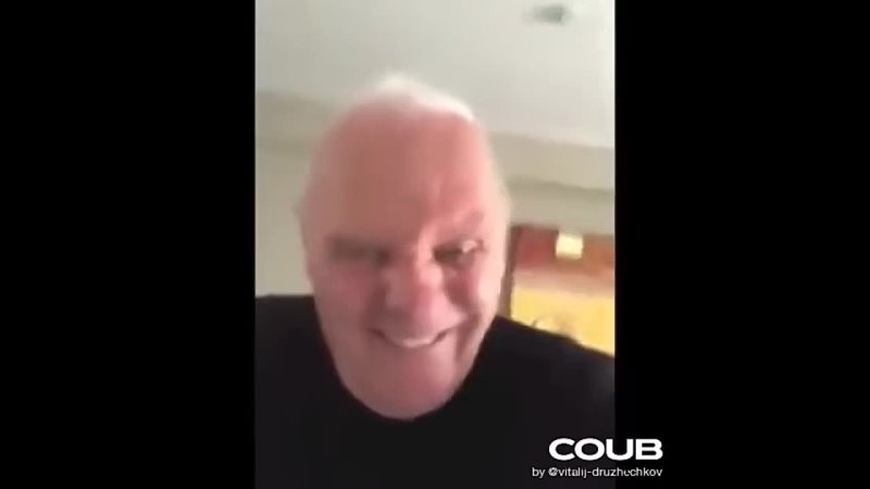 Sir Anthony Hopkins listens to Thrash Metal