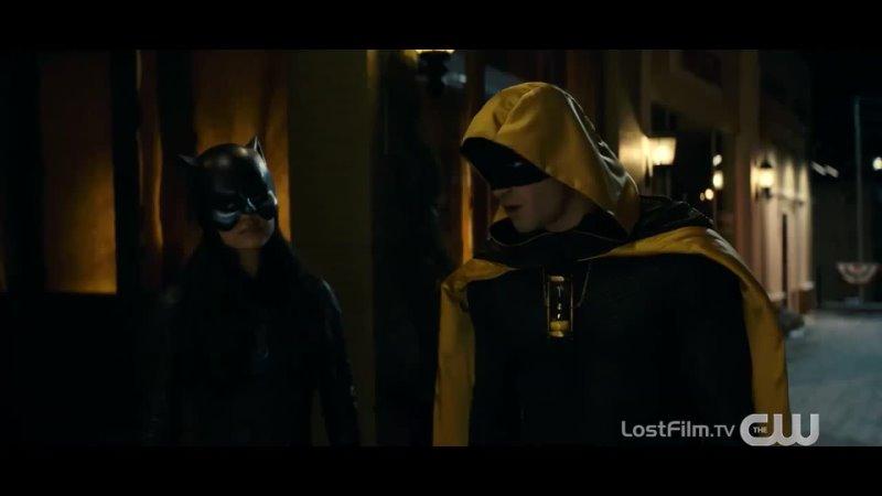 Старгёрл Трейлер 2 го сезона озвучка LostFilm