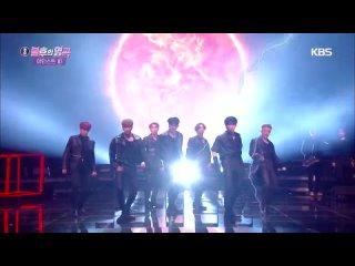 ATEEZ. 에이티즈 Its Raining. Immortal Songs. KBS WORLD TV
