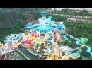 Первый в мире воздушный монорельс «Супер Крылья» появился в парке развлечений в Чунцине