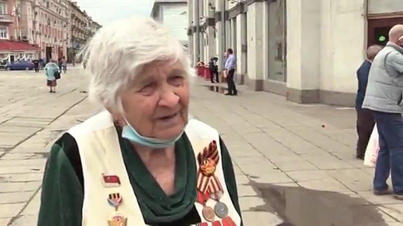 90-летняя старушка с интеллектом и не проданной совестью