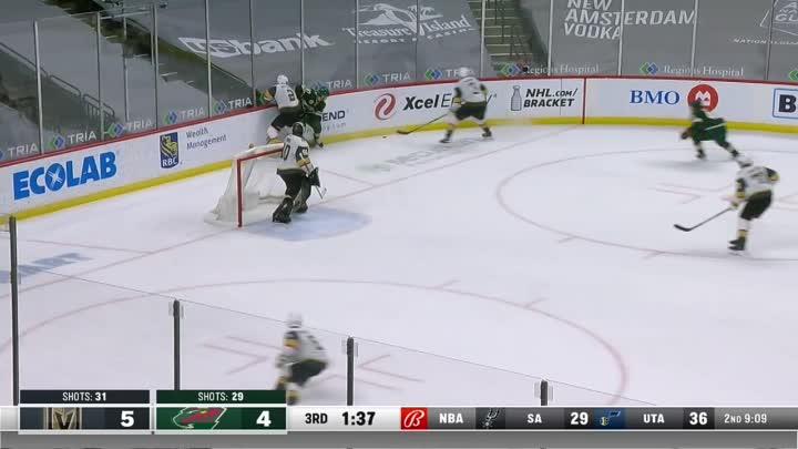 Kaprizov scores tying goal late May 3, 2021