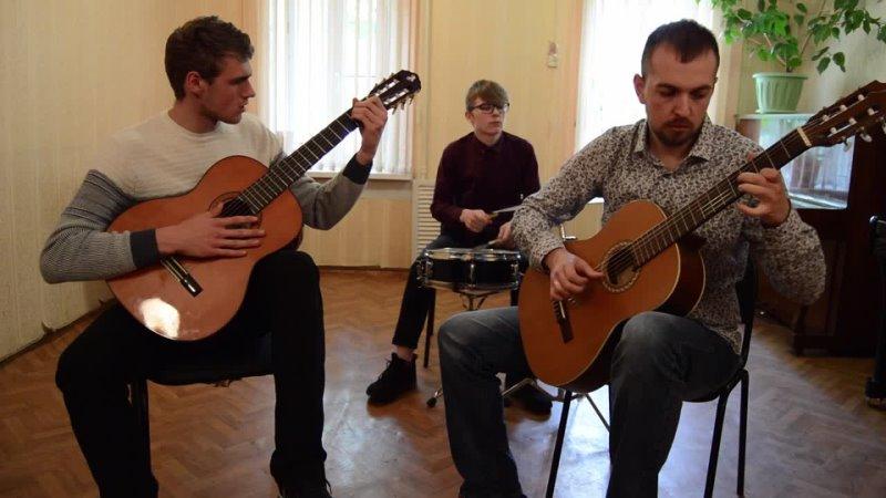 Олег Киселев Буги Вуги исполняет Ансамбль Поющие струны