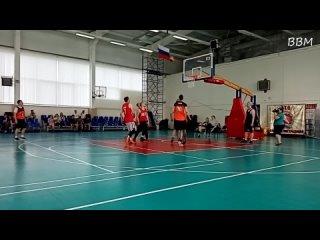 День России 2021  Стритбол  Мончегорск