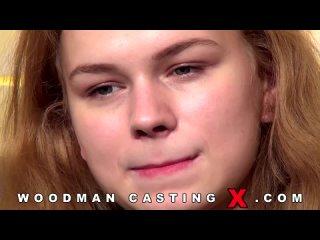 Woodman casting Nisha  [Latvian,  Fake Taxi, czech casting, Brazzers, Pornohub, incest, milf, nymphomaniac, Big Tits]