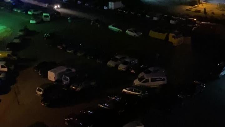 Шушарские гонки Lexus VS около 10 экипажей