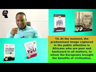 Episode 0. WHY I AM WROTE THIS BOOK. ARE BLACK AFRICAN PEOPLE CURSED