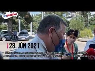 """15 MIN ZOSTRIH LŽÍ, POLOPRÁVD A NÁZOROVÝCH OBRATOV """"PROFESORA"""" KRČMERYHO 2020 - 2021 / MUSÍ VIDIEŤ CELÉ SLOVENSKO"""