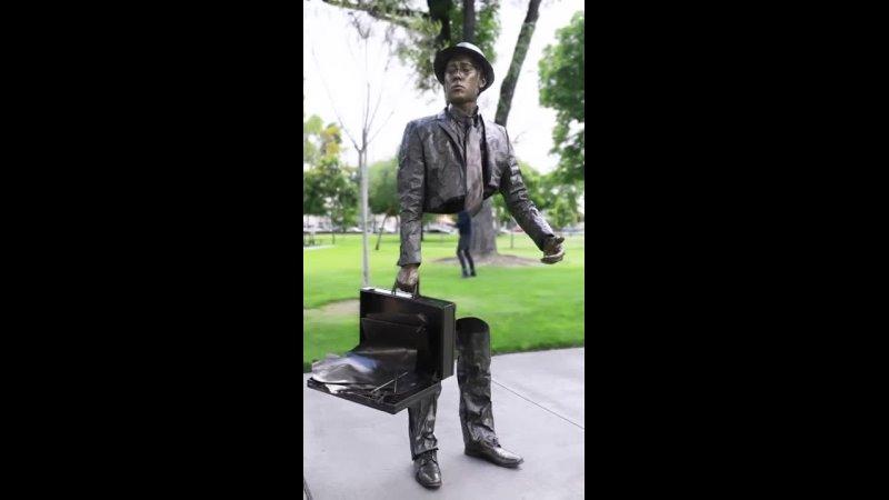 Статуя без ограничений