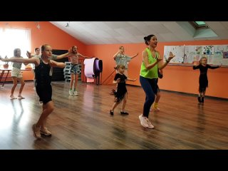 Zumba Kids _ Территория танцев