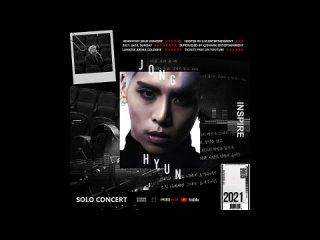 JONGHYUN INSPIRE LIVE CONCERT Part 6
