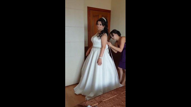 Сборы невесты 👰💐