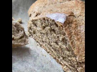 Ирландский хлеб - очень прост в приготовлении, получается нереально вкусным 🍞Посмотреть рецепт @shecook | #выпечка