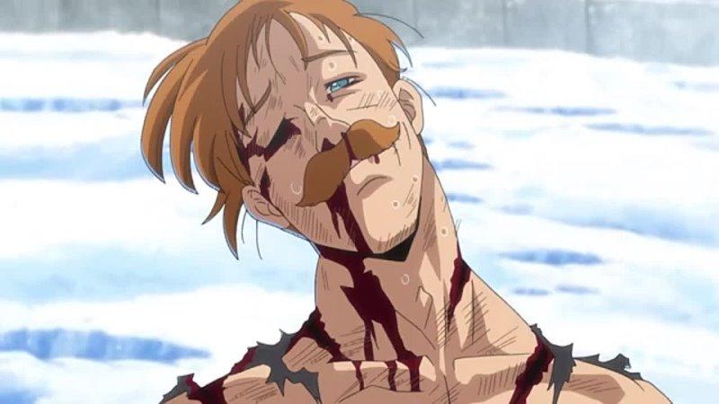 Anistar Семь смертных грехов 4 Сезон Nanatsu no Taizai Fundo no Shinpan ТВ 4 смот 11