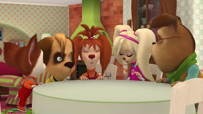 ✨ Барбоскины ✨Сидим, едим 🍕🍕🍕 Сборник мультфильмов для детей