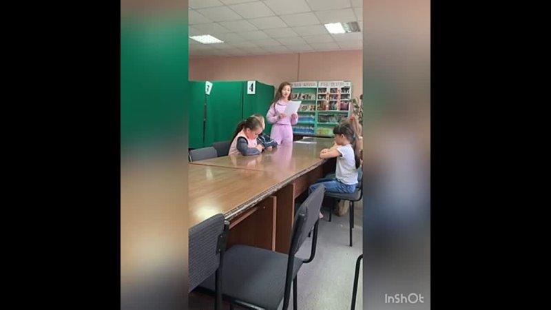 Видео от Октябрьский сельский Дом культуры