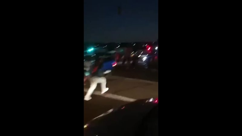 Civil war has broken out in South Africa