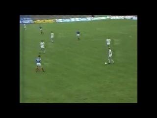 . Финал Молодёжного Евро-1990. 1 матч Югославия - СССР