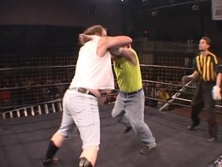 Joker  Necro Butcher  Toby Klein vs. Justice Pain  Nick Gage  Zandig - CZW Cage Of Death VII (Cage Of Death)