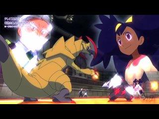 [Kais I.W.] Айрис вернулась! Старые персонажи снова возвращаться|обзор новых серий Pokemon Journeys