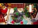 Diy миниатюрный кукольный дом, мебельный набор, винтажная двухэтажная вилла, игрушки для детей, подарок на рождество деревянный