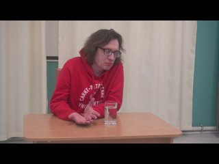 Встреча с писателем Андреем Аствацатуровым;