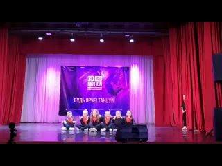 HIP-HOP KIDS - отчётный концерт Студии Танцев 3D MoTiON () Подольск