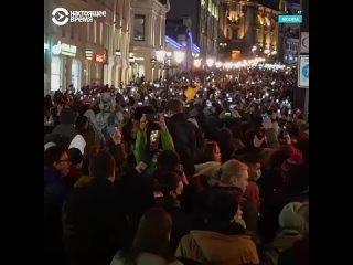 О чем говорят участники протеста и как их задерживала полиция!