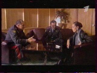 """т/с """"Убойная сила-2"""" (ОРТ, ) 9 серия. Миссия выполнима. Часть 1"""