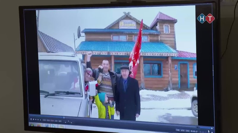 Видео от Игоря Скикевича