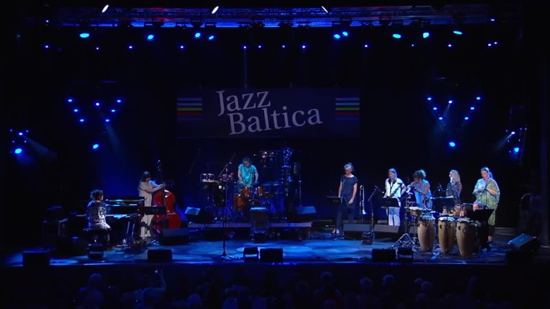 07 JazzBaltica 2019 Marilyn Mazur Shamania Fragments Shabalasa