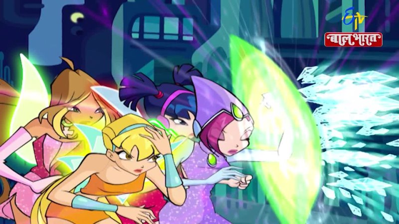 Winx Club - Blooms Fate - MOVIE TRAILER in Hindi हिंदी