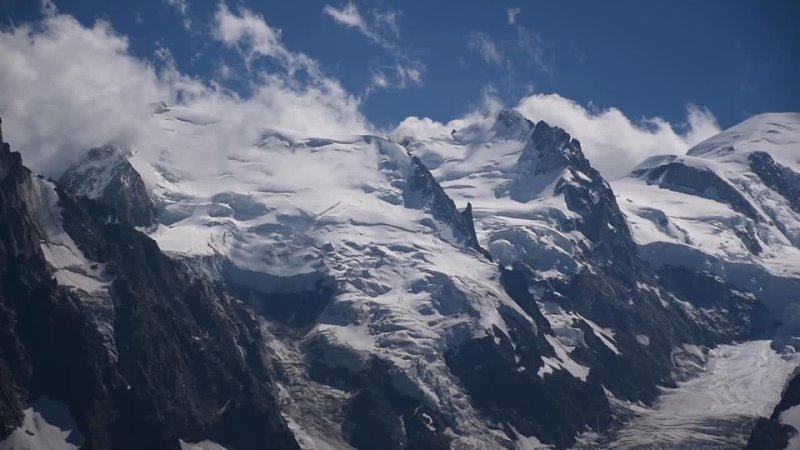 Hiking alone in the Alps during a pandemic tour du Mont Blanc France