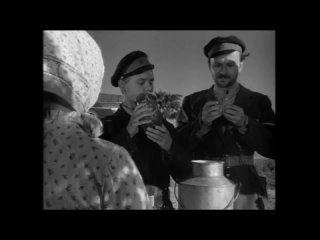ЗЕЛЁНЫЙ ФУРГОН (1959) - боевик, приключения, экранизация. Генрих Габай