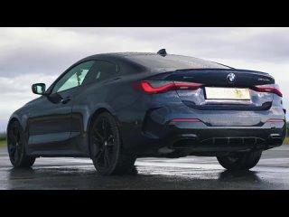 [carwow Русская версия] Новый BMW M4 против старого M4 против M440i - ГОНКА