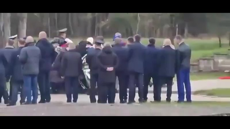 Театрализованное сожжение белорусов устроили для чиновников Витебска перед 9 Мая