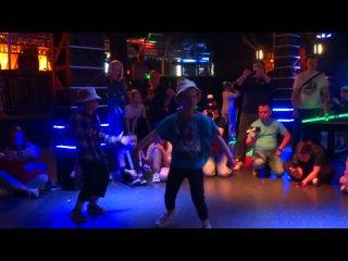 Dance Is Me: FREESTYLER ракамакафо - hip-hop kids 2x2 9