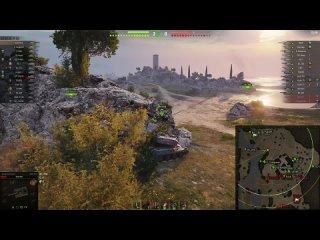 [WoT Fan - развлечение и обучение от танкистов World of Tanks] ЖЕСТЬ! СТАТИСТ НАГИБАЕТ СОПЕРНИКОВ НА AMX 50 B - Мега-каст №38 -