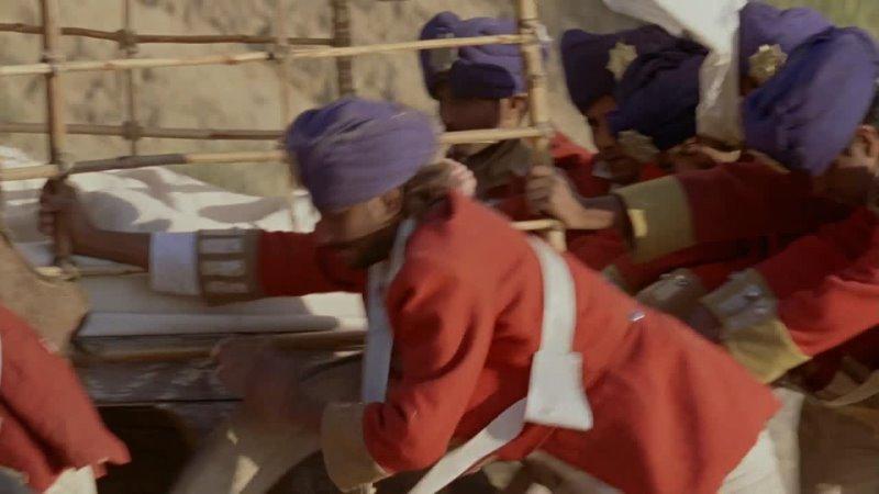15 Испытание королевского стрелка Шарпа 2006