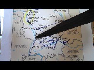 Emi, Irlmaier,  Truppenbewegungen im Süden Deutschlands -