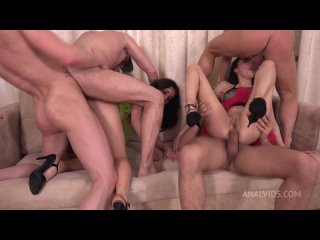 LegalPorno AnalVids Regina Moonshine  Katty West assfucked in orgy with DP, Squirt Drink, Gapes  Piss VG018 Anal, Ass Licking