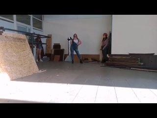 строительное дефиле (мои выходы)