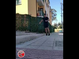 Упражнения для бега (офп на лесенке+координация)