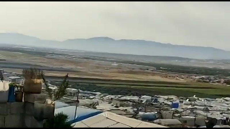 Столкновения между турками и потомками сирийской оппозиции